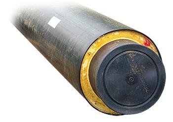 вспененный полиуретан (ППУ) - технология теплоизоляции стальных труб