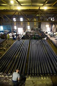 производство труб ППУ