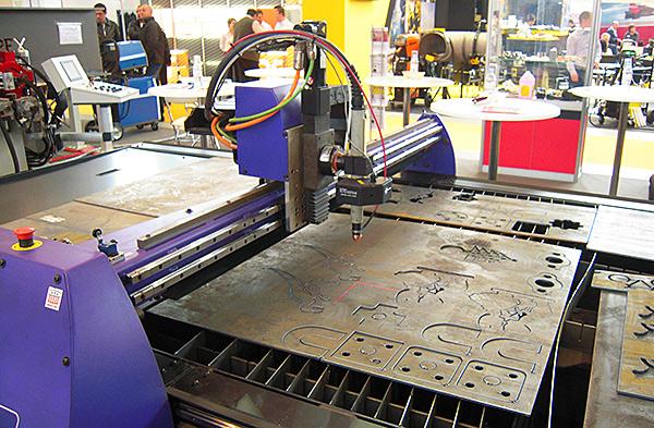 Международная выставка сварочных материалов, оборудования и технологий