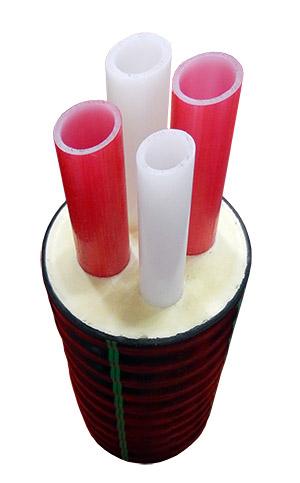 Изоляция для трубы сшитого полиэтилена 254
