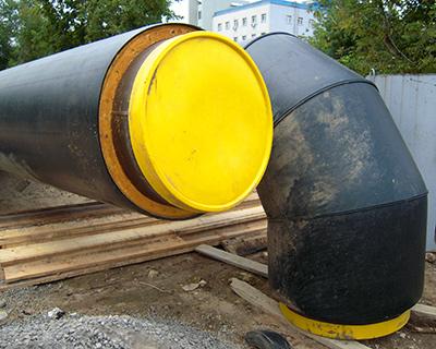 стальные трубы в ППУ изоляции повышают надежность теплопроводов